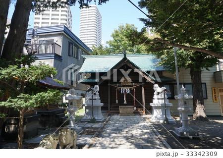 中島公園の水天宮(札幌中央区) 33342309