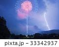 花火と雷 33342937
