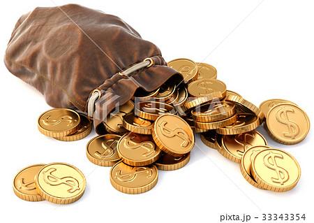 leather sack 33343354
