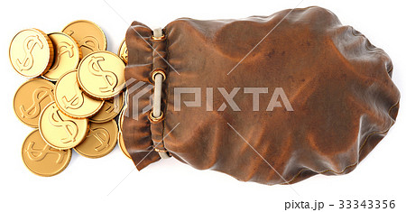 leather sack 33343356