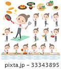 Western cuisine cook women_cooking 33343895