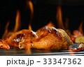 チキン グリル 脚の写真 33347362
