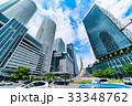 《愛知県》名古屋駅・都市風景 33348762