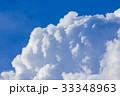 積乱雲 33348963
