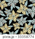 植物 花 花柄のイラスト 33358774