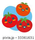 トマトの親子(空色) 33361631