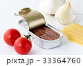 アンチョビとミニトマトとにんにくのパスタの材料 33364760
