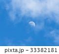 クラウド 雲 月の写真 33382181