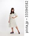 ファッション ワンピース 女性の写真 33394582