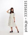 ファッション ワンピース 女性の写真 33395835
