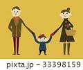秋 風景 イメージ 家族 33398159
