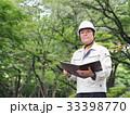 男性 現場監督 建設業の写真 33398770