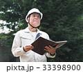 男性 現場監督 建設業の写真 33398900