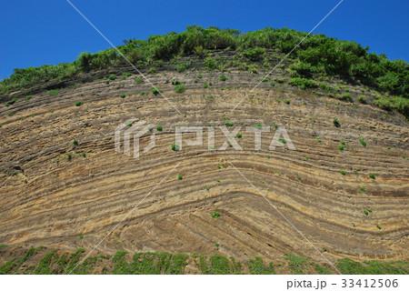 地層大切断面 33412506
