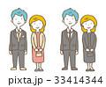 服装のセット【線画・シリーズ】 33414344