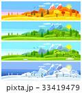 景色 風景 季節のイラスト 33419479