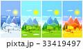 景色 風景 季節のイラスト 33419497
