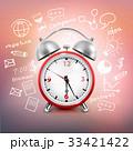 時間 時刻 時のイラスト 33421422