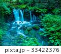 全国名水百選 湧水 滝の写真 33422376