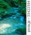 全国名水百選 湧水 滝の写真 33422394