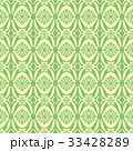 Abstract Green Plant Pattern Backdrop. Vector. 33428289