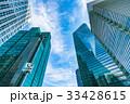ビル 高層ビル オフィス街の写真 33428615