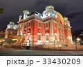 大阪市中央公会堂 中央公会堂 夜景の写真 33430209
