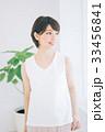 女性 人物 ヘアスタイルの写真 33456841