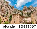 スペイン モンセラート修道院 33458097