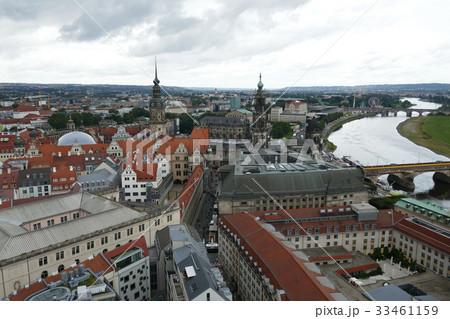 ドレスデン・聖母教会の展望台からの展望 33461159