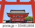 京都・伏見稲荷大社・楼門 33461808