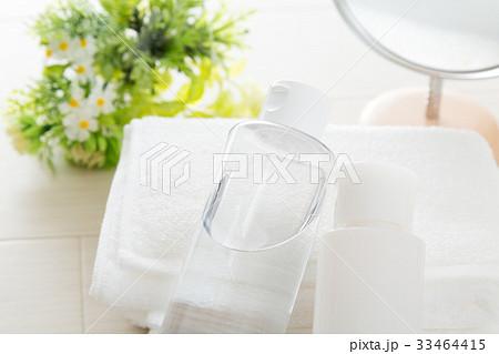 スキンケアイメージの写真素材 [33464415] - PIXTA
