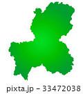 岐阜県地図 33472038