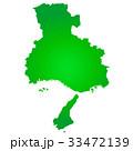 兵庫県地図 兵庫県 地図のイラスト 33472139