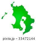 鹿児島県地図1 33472144