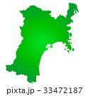 宮城県地図 宮城県 地図のイラスト 33472187