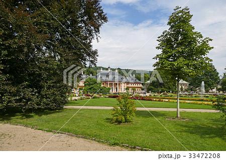 ピルニッツ宮殿の庭園 33472208