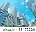 名古屋駅周辺の高層ビル 33472220