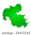 大分県地図 33472233