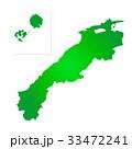 島根県地図 33472241
