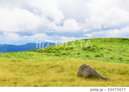 高地の草原 33475077