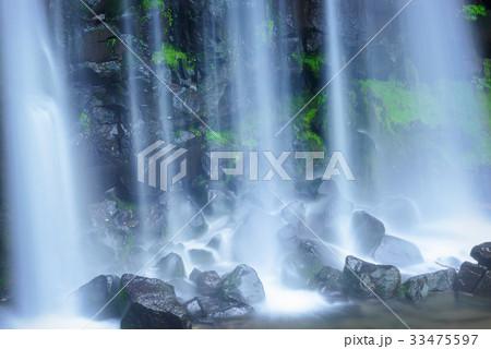 日本の滝 33475597