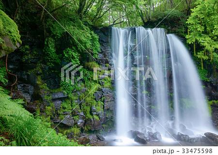 日本の滝 33475598