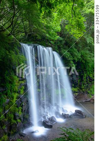 日本の滝 33475599