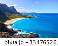 マカプウビーチ 海 ハワイの写真 33476526