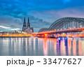 ケルン ドイツ ケルン大聖堂の写真 33477627