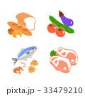 食材 アイコン 33479210
