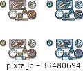 鮭定食 33480694