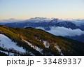 夕刻の蝶ヶ岳から 33489337