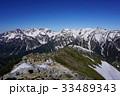 常念岳からの風景 33489343